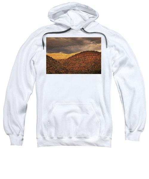 View From A Train Txt Sweatshirt