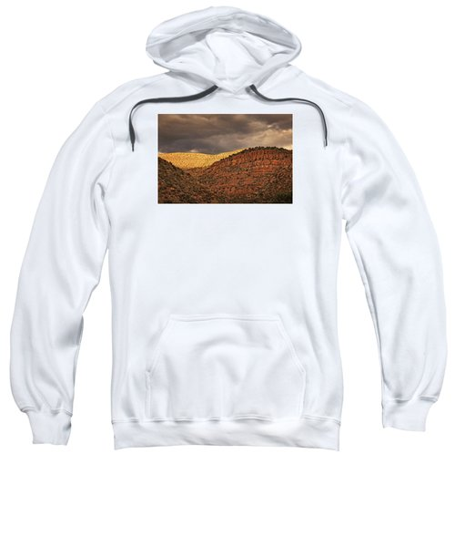View From A Train Txt Sweatshirt