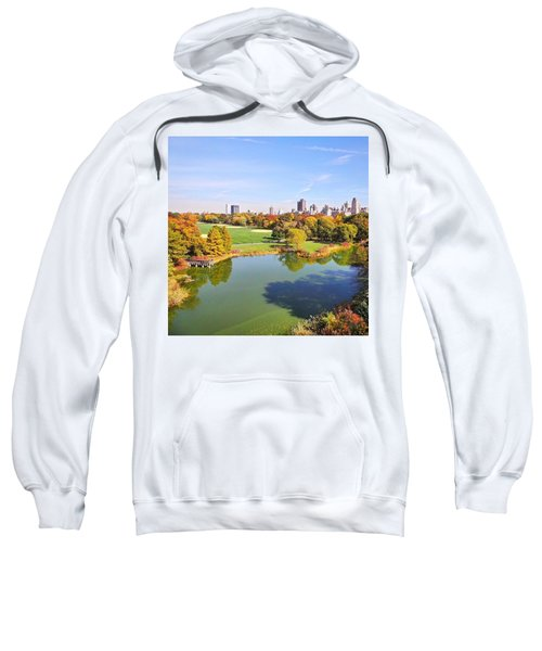View From The Top  Sweatshirt