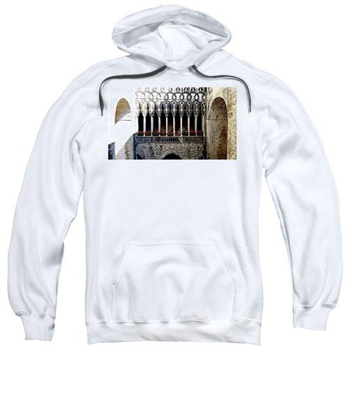 Villa Rufolo, Varello, Italy Sweatshirt
