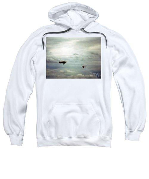 Vintage Airplanes Sweatshirt