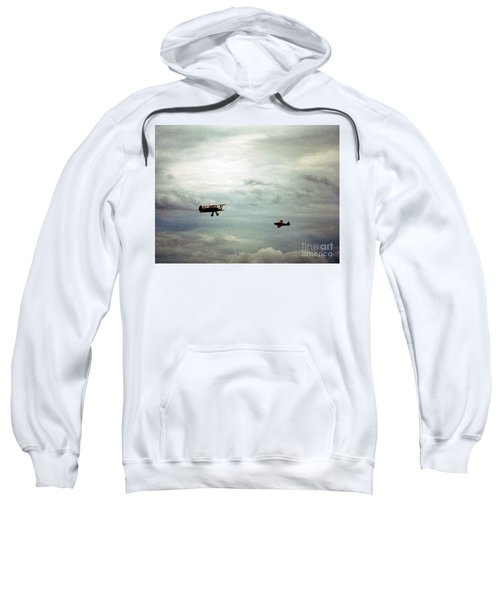 Vintage Airplanes Sweatshirt