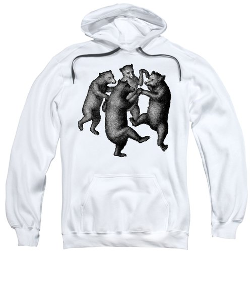 Vintage Dancing Bears Sweatshirt
