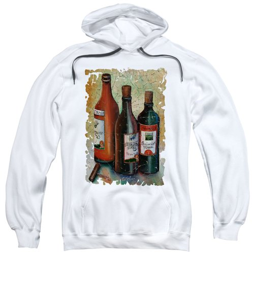 Vintage Georgian Wine Fresco Sweatshirt