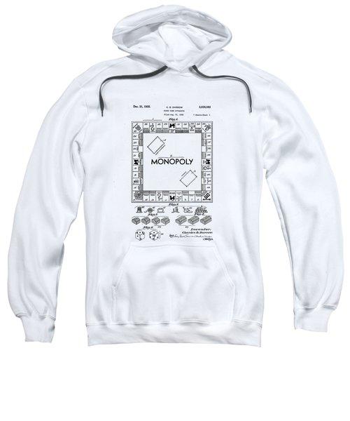 Vintage Monopoly Patent 1935 Sweatshirt
