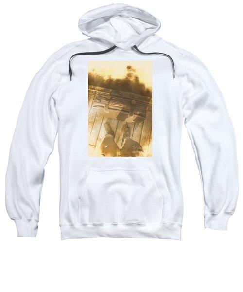 Vintage Overseas Voyage  Sweatshirt