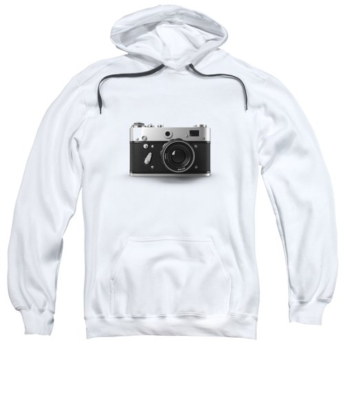 Vintage Rangefinder Camera Tee Sweatshirt