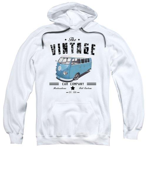 Vintage Transportation Sweatshirt