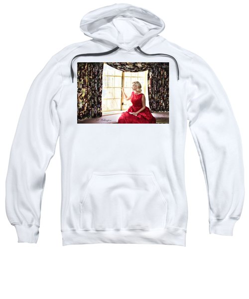 Vintage Val Home For The Holidays Sweatshirt
