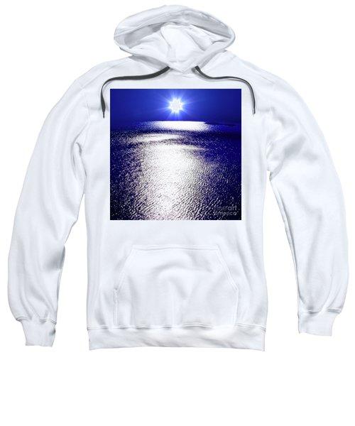 Virtual Sea Sweatshirt by Tatsuya Atarashi