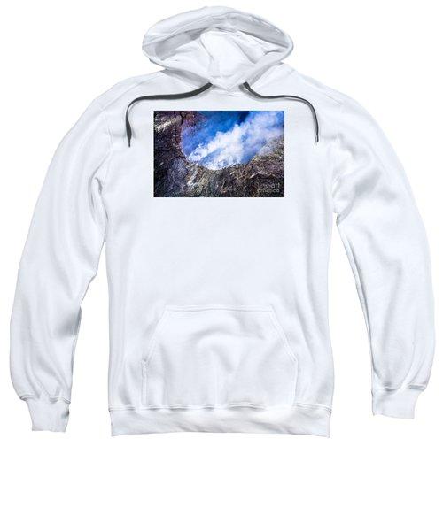 Kilauea Volcano Sweatshirt