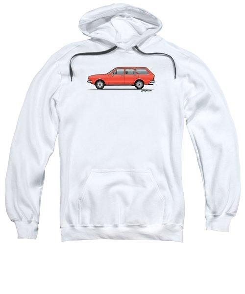 Volkswagen Dasher Wagon / Vw Passat B1 Variant Sweatshirt
