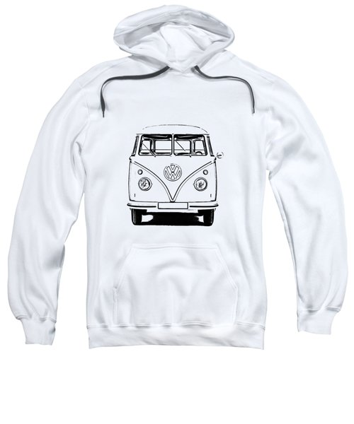 Vw Bus T-shirt Sweatshirt