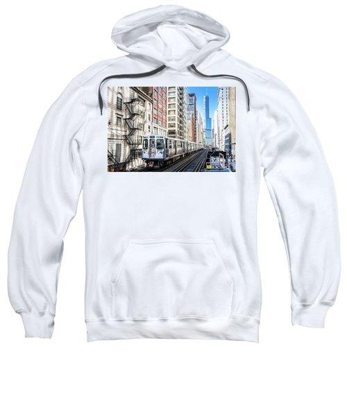 The Wabash L Train Sweatshirt