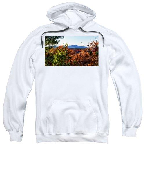 Wachusett In Fall Sweatshirt
