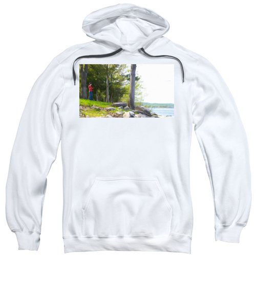 Waiting Ashore Sweatshirt
