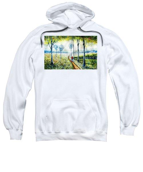 Walk Into The World Sweatshirt