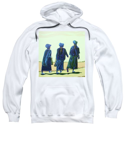 Walking The Walk Sweatshirt