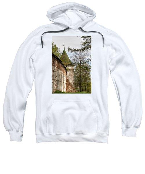 Wall And Tower Sweatshirt