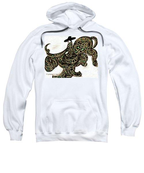 Tommervik Wall Street Bull Market  Sweatshirt