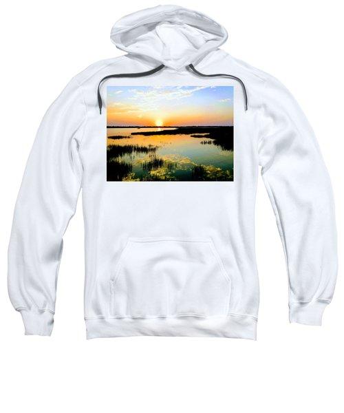 Warm Wet Wild Sweatshirt