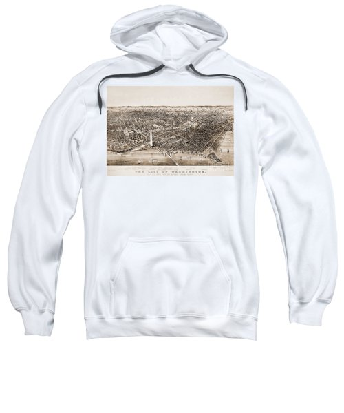 Washington D.c., 1892 Sweatshirt