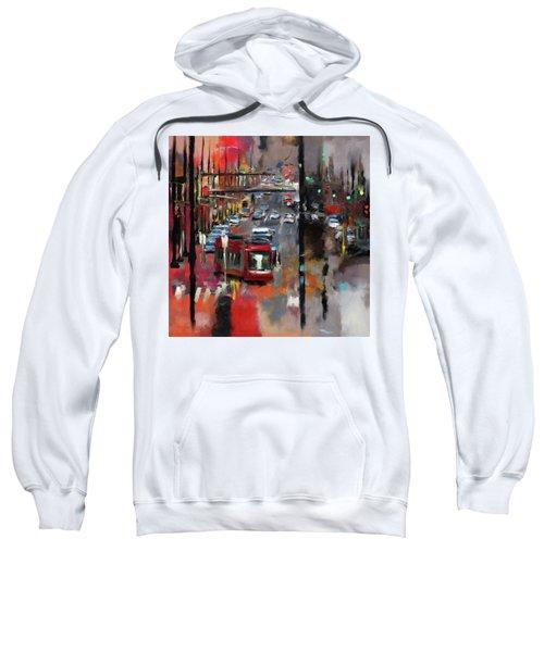 Washington I 471 1 Sweatshirt by Mawra Tahreem