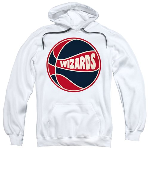 Washington Wizards Retro Shirt Sweatshirt