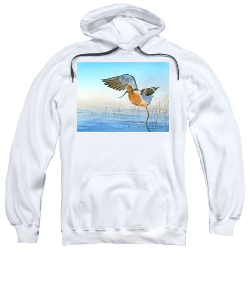 Water Ballet Sweatshirt