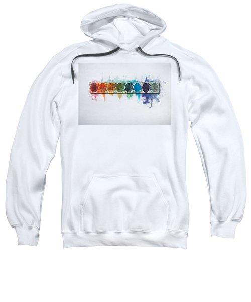 Water Colors Sweatshirt
