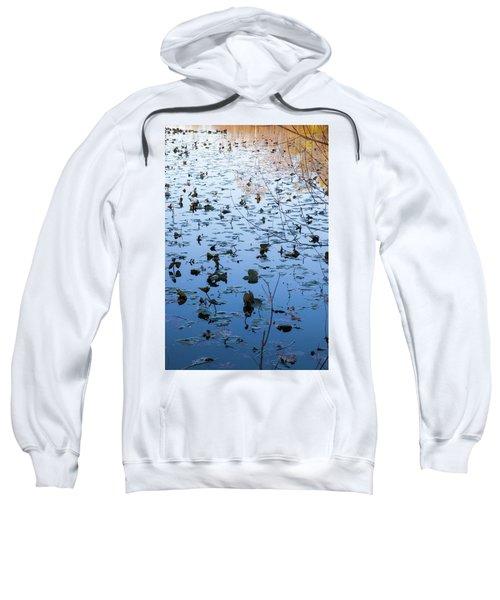 Water Lilies Autumn Song Sweatshirt
