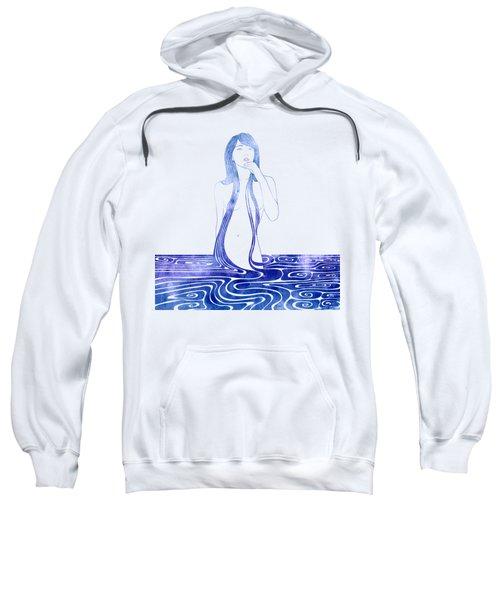 Water Nymph C Sweatshirt