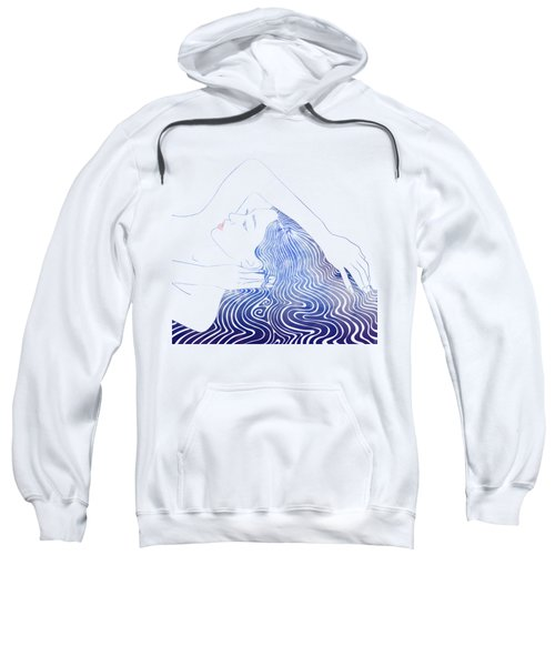 Water Nymph Lxxix Sweatshirt