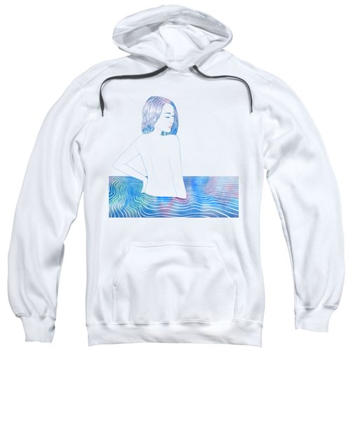 Water Nymph Lxxxiv Sweatshirt