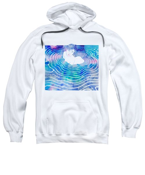 Water Nymph Lxxxix Sweatshirt