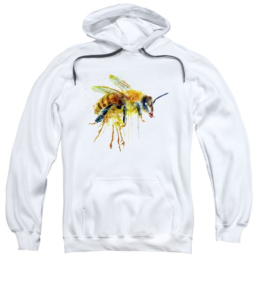 Watercolor Bee Sweatshirt