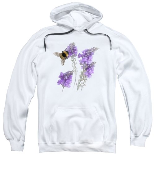 Watercolor Bumble Bee Sweatshirt