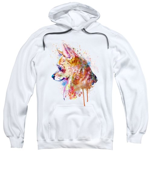 Watercolor Chihuahua  Sweatshirt