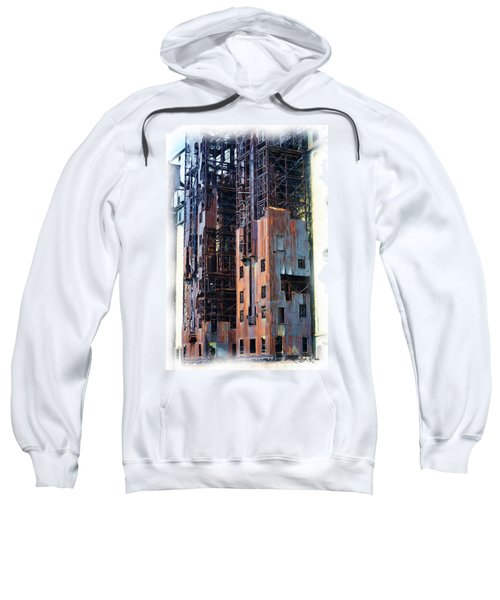 Waterfront Decay One Sweatshirt
