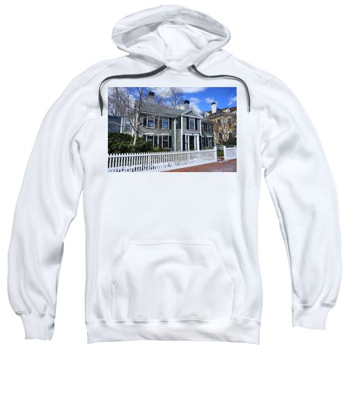 Waterhouse House In Cambridge Sweatshirt