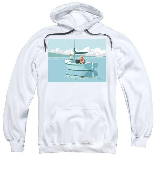 Wating For The Wind Sweatshirt