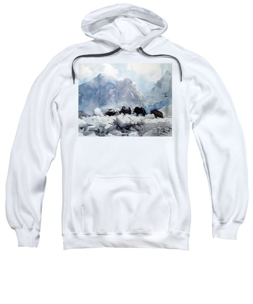 way to Everest Sweatshirt
