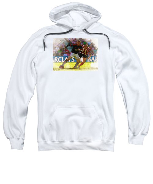 Wayne Rooney Is Marshalled Sweatshirt by Don Kuing