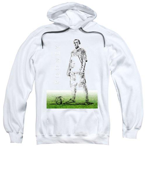 Wayne Rooney Sweatshirt by ISAW Gallery
