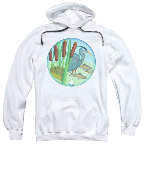 We Are All Connected Sweatshirt
