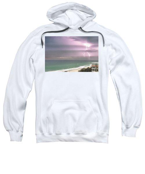 We Come In Peace Sweatshirt