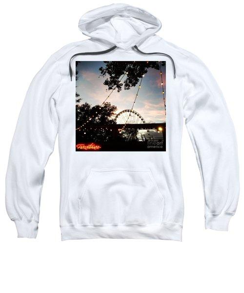 We Live In Budapest #7 Sweatshirt