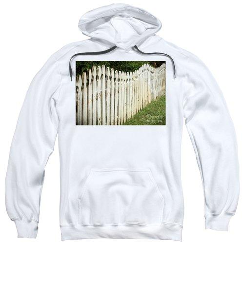 Weathered Fence Sweatshirt