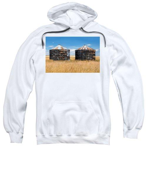 Weathered Old Bins Sweatshirt