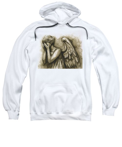 Weeping Angel Sweatshirt